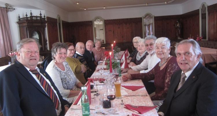 Seniorenbund Wörgl feiert Goldene