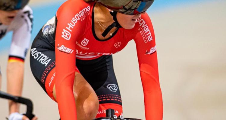 Sensationeller 5. Platz bei EM für Radtalent Leila Gschwentner