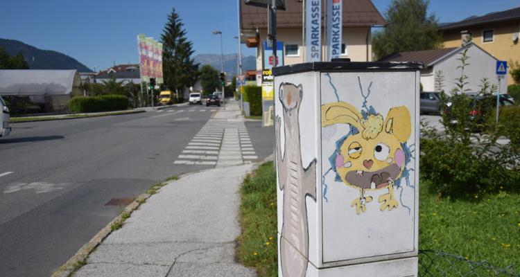 Stadtgemeinde Wörgl zur Diskussion über Radarkästen im Gemeindegebiet