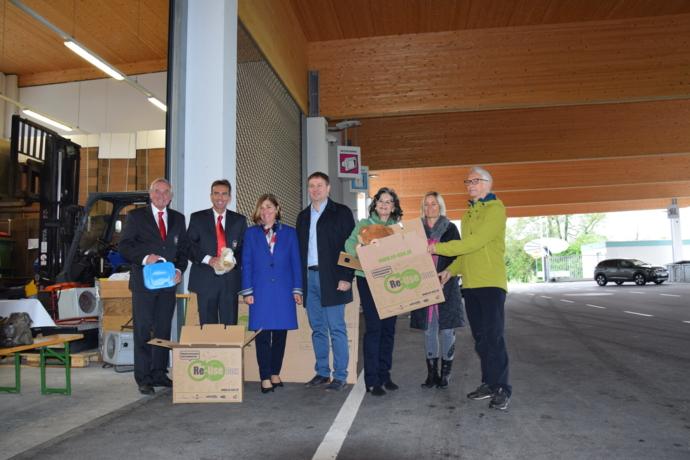 Stadtwerke Wörgl starten RE USE-Projekt