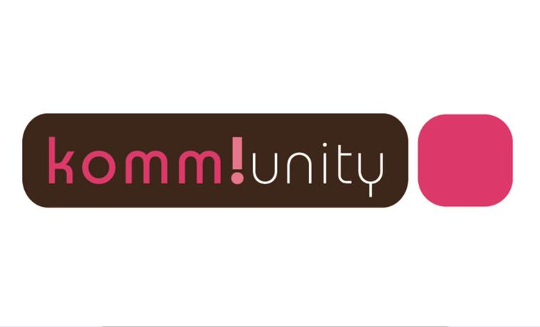 Logo KOMM!UNITY
