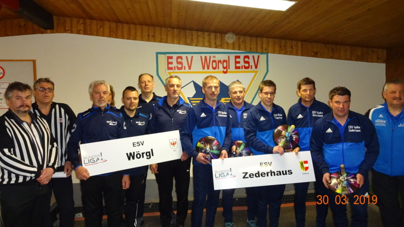 ESV Wörgl - ESV Zederhaus