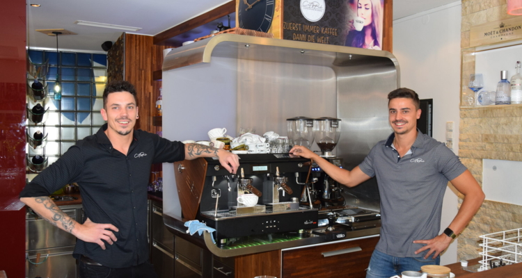 Traditions-Cafe City Pub mit neuem Wirtsteam