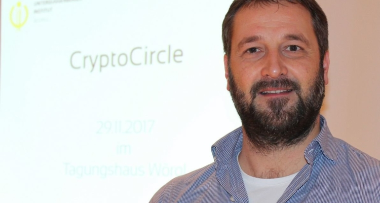 Unterguggenberger Institut: CryptoCircle am 17. Jänner 2018
