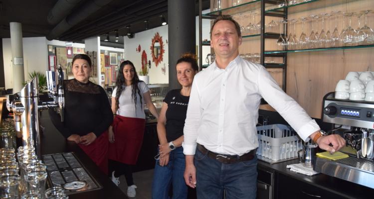 """Volkshilfe eröffnet Tages-Cafe """"Das Genusswerk"""" am 8. Juni"""