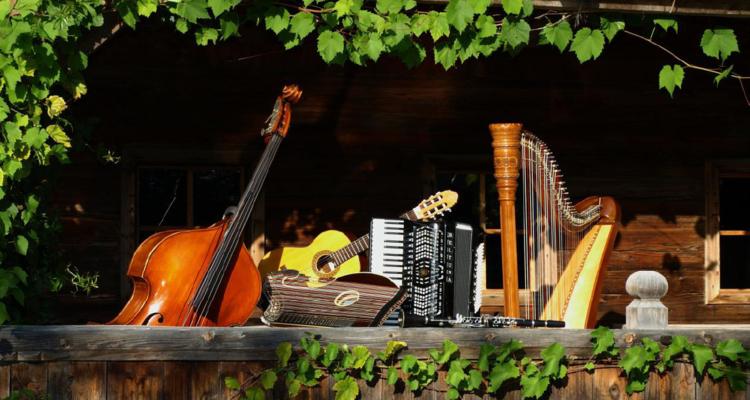 Volksmusikabend der Landesmusikschule Wörgl