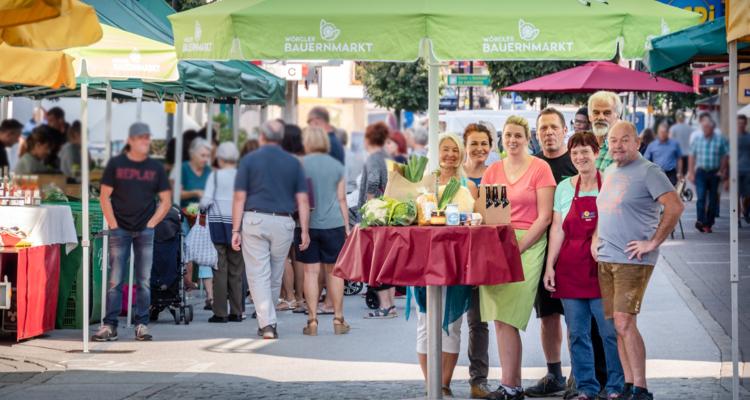 Wörgler Bauernmarkt startet am 06. März