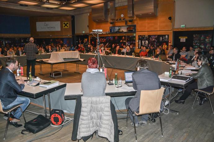 Wörgler Gemeinderat tagt öffentlich am 14. Dezember 2017