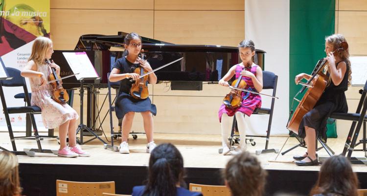 Wörgler Musikschüler räumen Preise ab