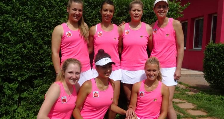 Wörgler Tennisdamen schaffen Klassenerhalt souverän