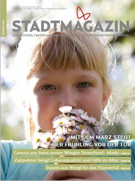 Stadtmagazin März 2017