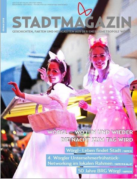 Stadtmagazin Mai 2018