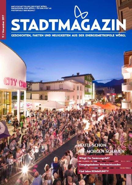 Stadtmagazin November 2017