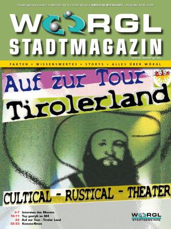 Stadtmagazin April 2009