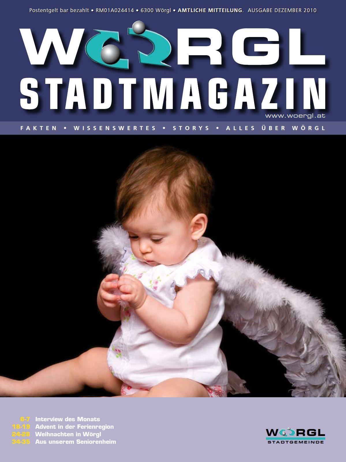Wörgler Stadtmagazin Dezember