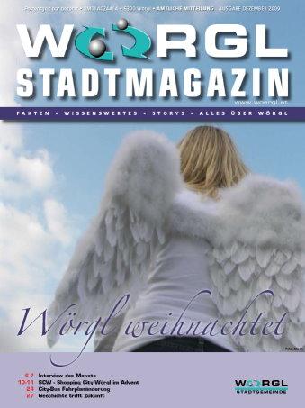 Wörgler Stadtmagazin 12/09