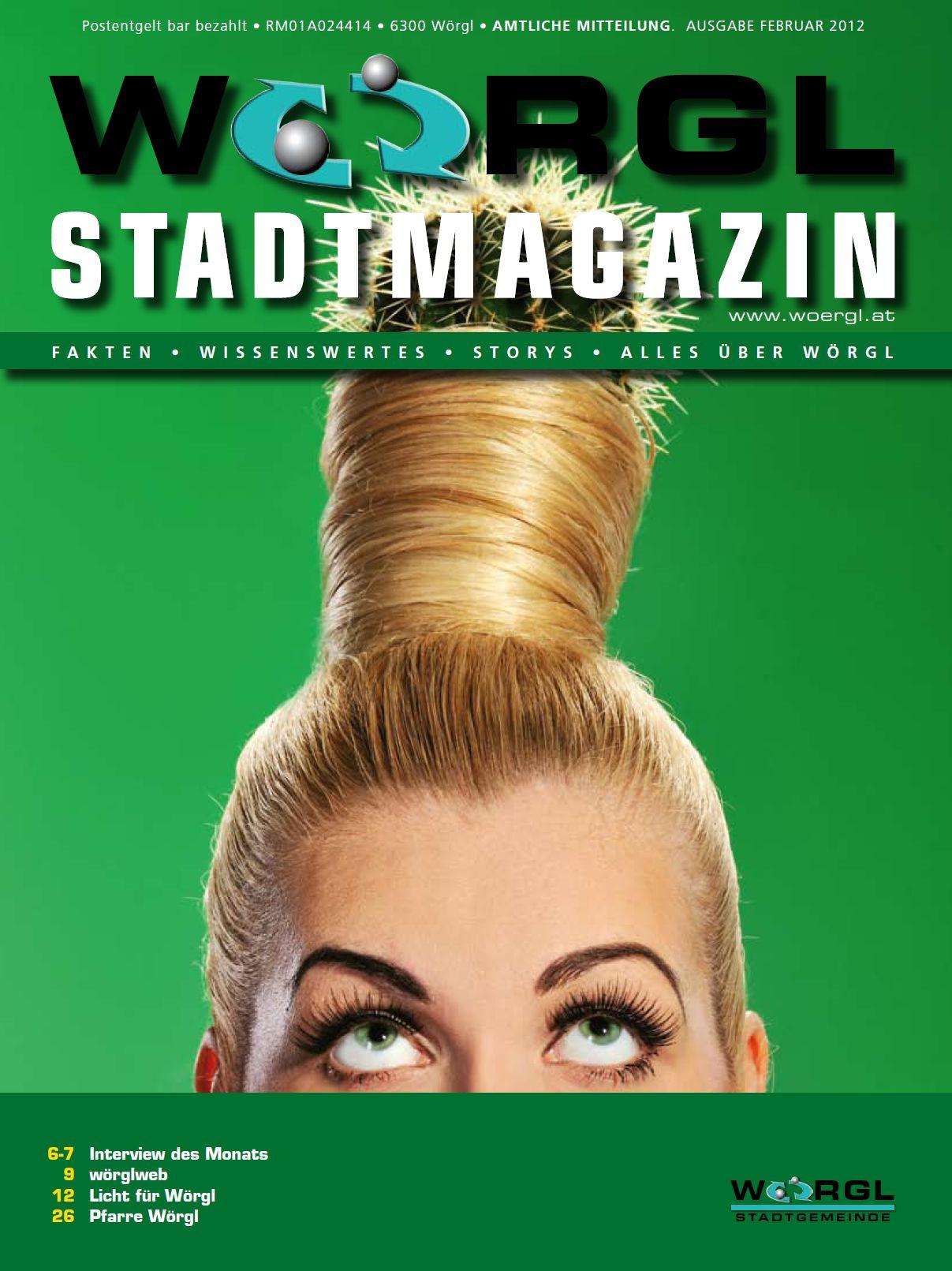 Wörgler Stadtmagazin Februar
