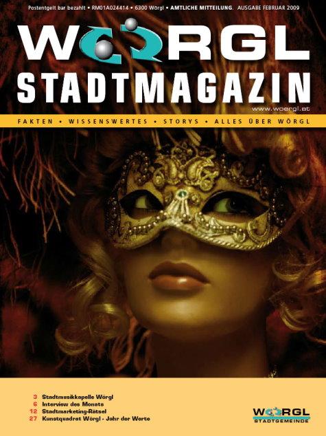 Stadtmagazin Februar 2009