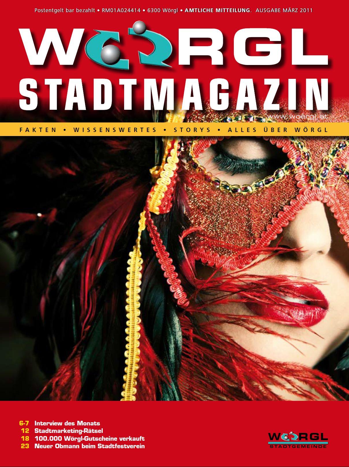 Wörgler Stadtmagazin März
