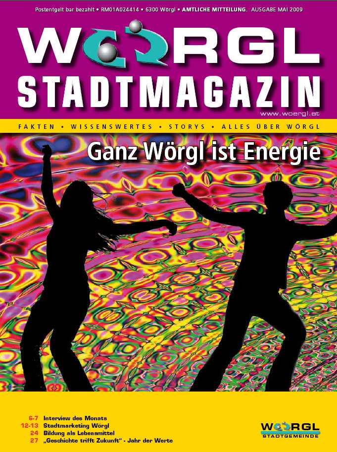 Stadtmagazin Mai 2009