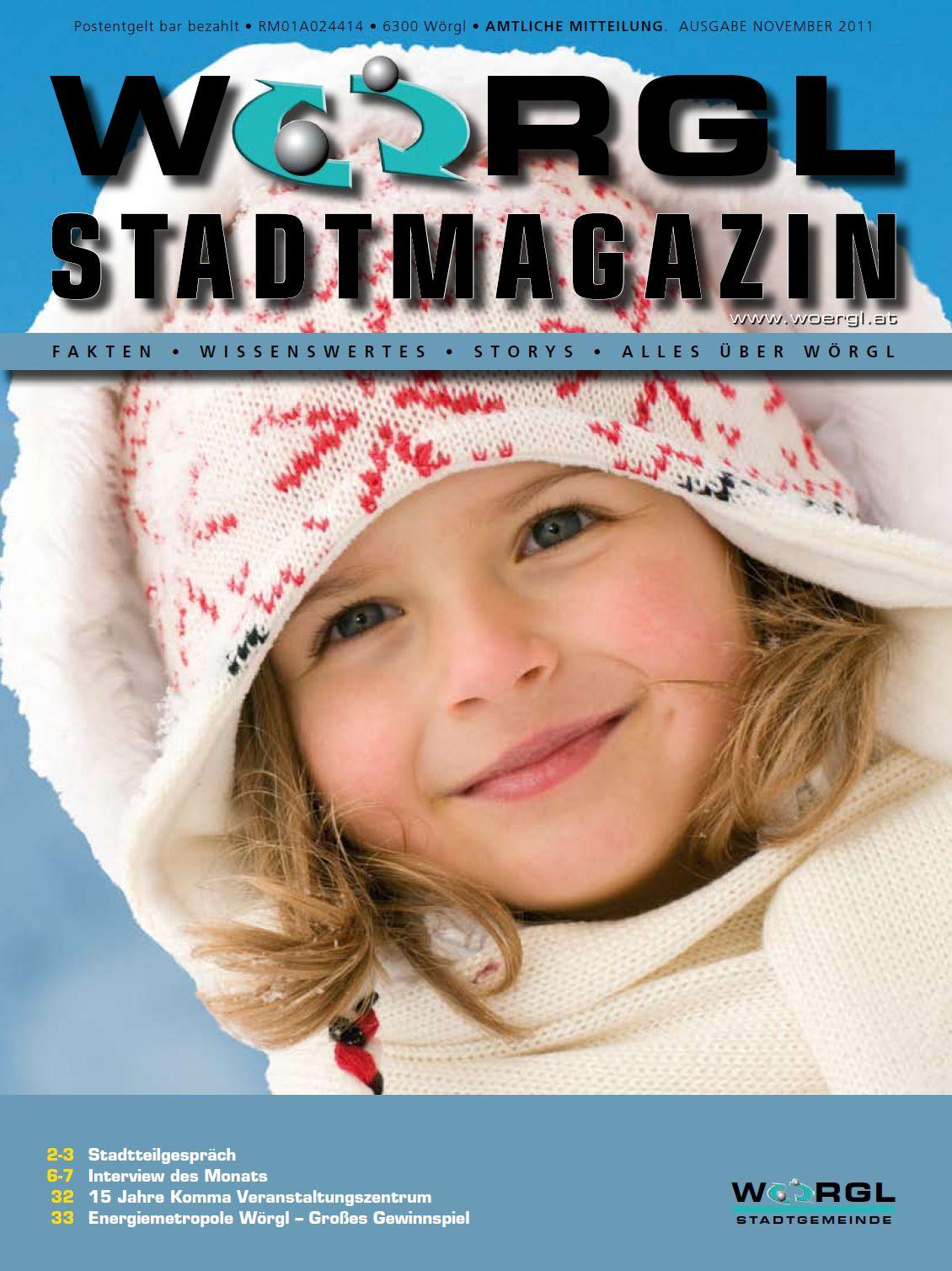 Wörgler Stadtmagazin November