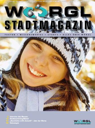 Wörgler Stadtmagazin 11/09