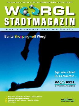 Wörgler Stadtmagazin 10/09