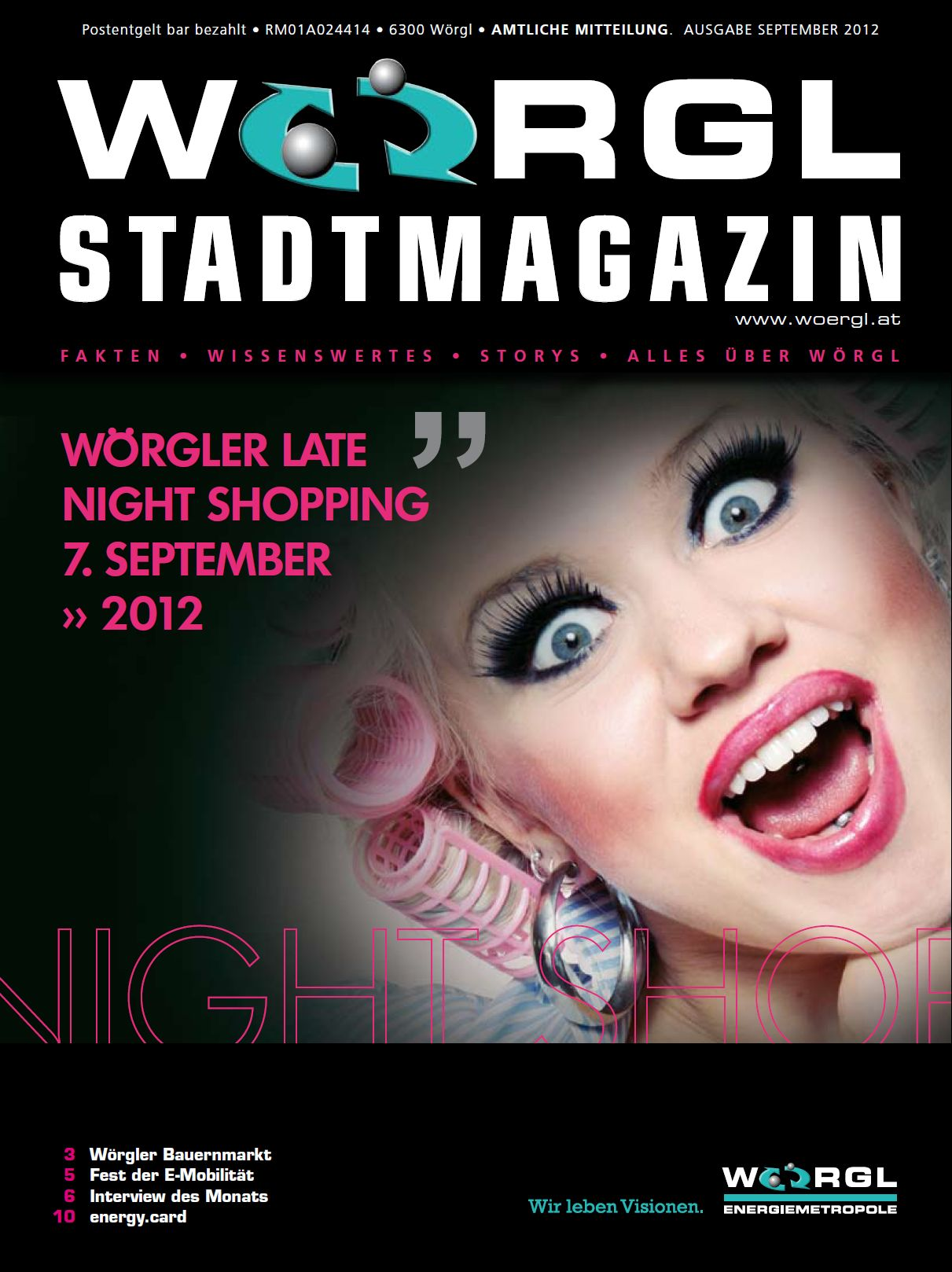 Wörgler Stadtmagazin September