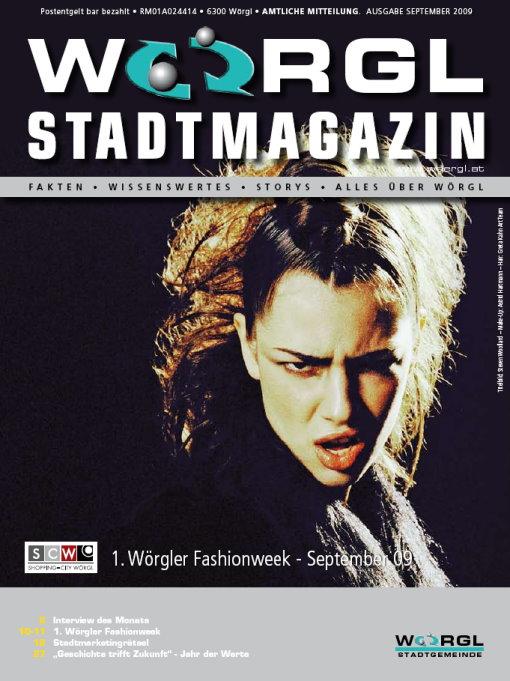 Wörgler Stadtmagazin 9/09