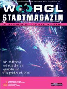 Wörgler Stadtmagazin Jänner 2008
