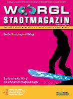 Wörgler Stadtmagazin März 2008