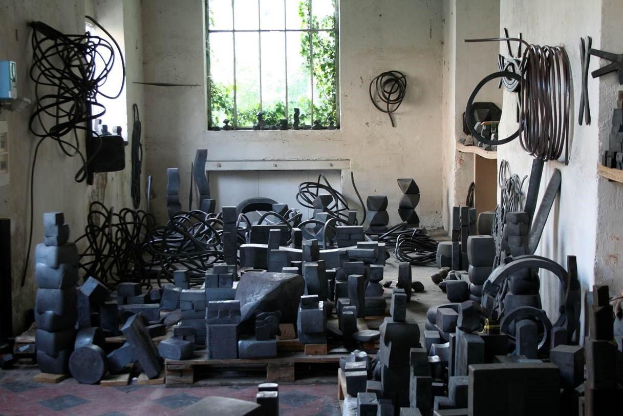 Ausstellung Markus F. Strieder