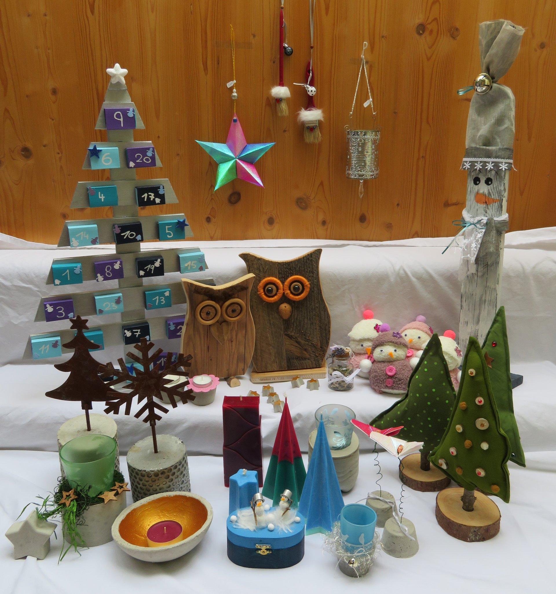 Weihnachtsbasar der Lebenshilfe Werkstätte Wörgl