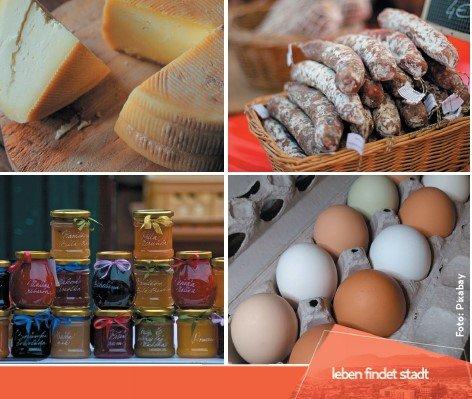 WÖRGLER Donnerstagmarkt