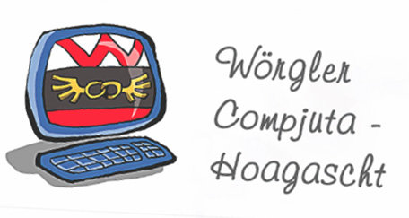 Computer Hoagascht