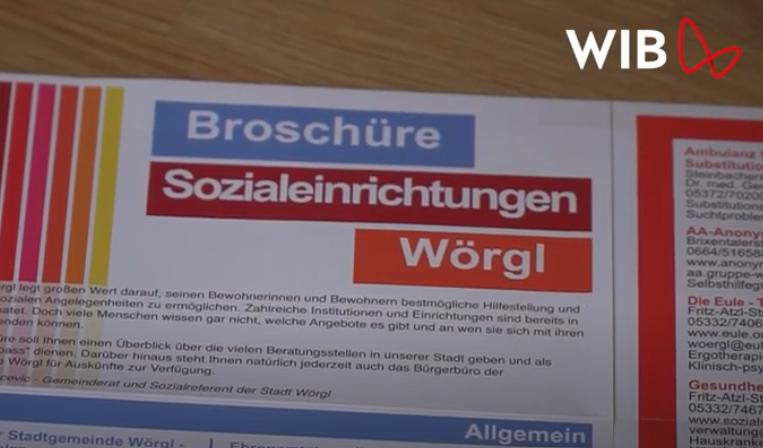 WIB Sozialbrochüre