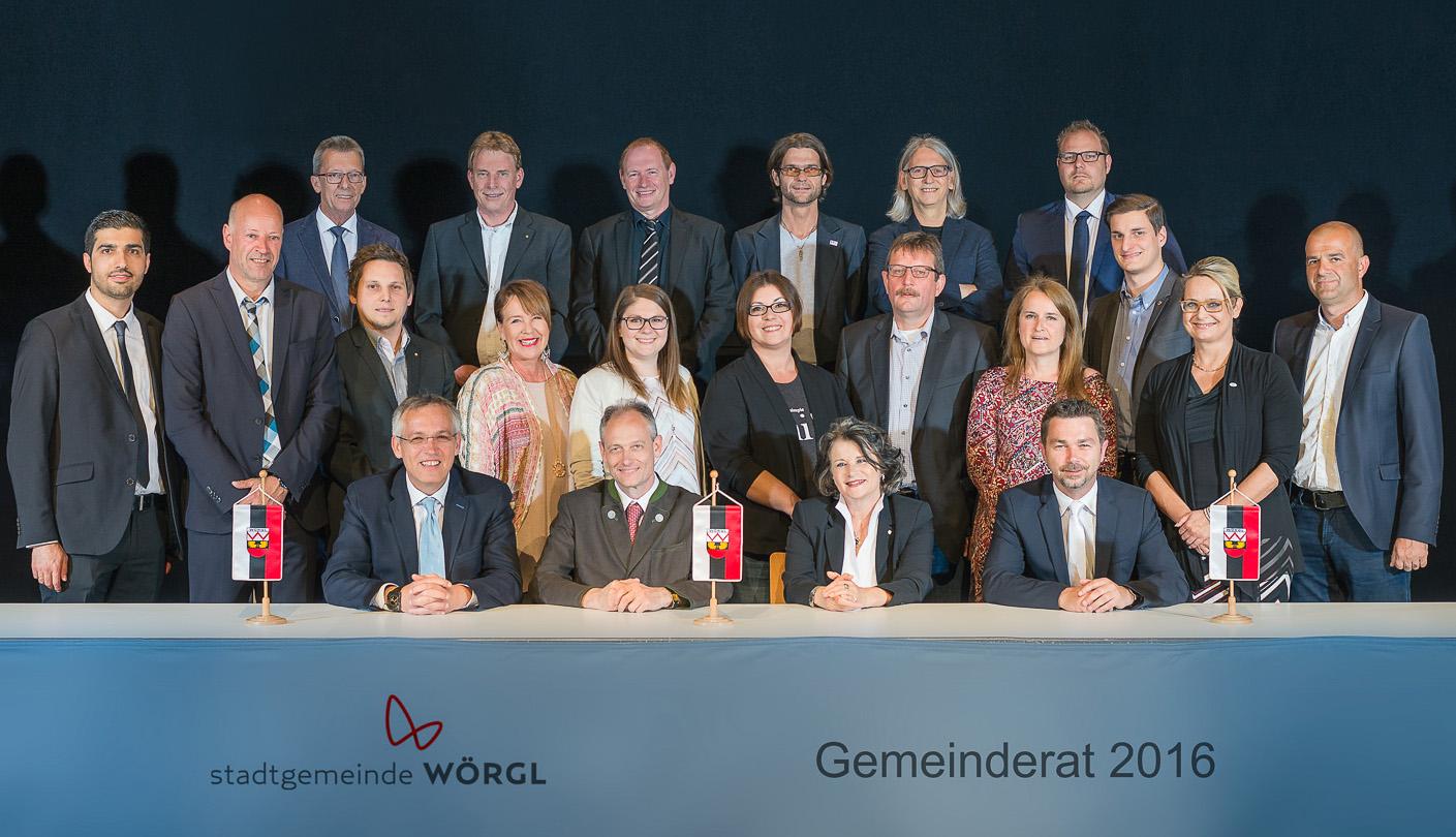 Wörgler Gemeinderat