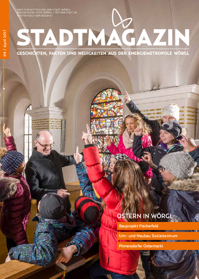 Stadtmagazin April 2017
