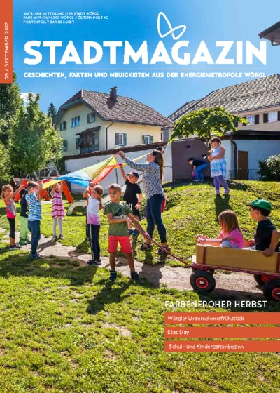 Stadtmagazin September 2017